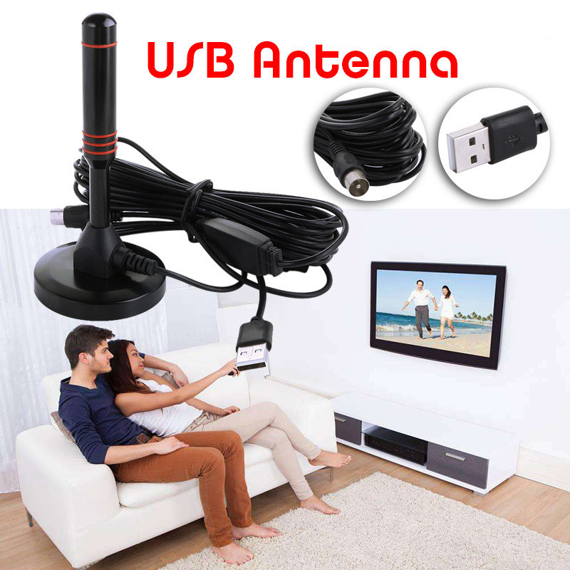 Manufacture Mobile Car/Auto Indoor Digital TV Antenna Magnetic Mount Base Antenna