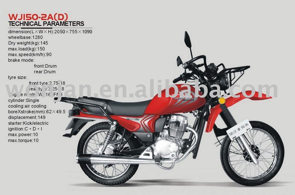 150cc motorcycle wj-suzuki engine//dirt bike wj150-2a(d) - buy