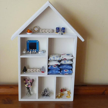 House Shape Wooden Display Shelf Unit Dolls House Shelf Rack Buy Shelf Rackwooden Wall Shelfwooden Corner Shelf Product On Alibabacom