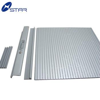 Aluminum Roller Shutter For Kitchen Cabinet - Buy Roller ...