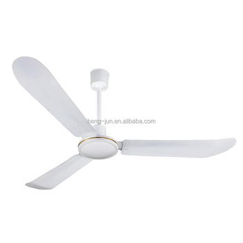 48 56 decor white metal blades ceiling fan with silver ring buy 48 56quot decor white metal blades ceiling fan with silver ring mozeypictures Images