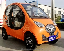 New energy 3000w chinese mini electric car 4 seat wholesale
