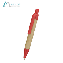 Marbling Promotional Paper Roll Pen Recycled Pen MPR033