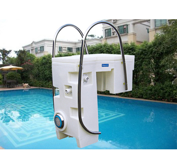 Fiberglass Piscine Swimming Pool Pump Sand Wall Mounted Swimming Pool  Filter With Dupont Paper Bag And Pump - Buy Swimming Pool  Fiberglass,Pipeless ...