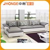 Home Use Soft Comfortable Fabric Art Recliner Sofa Bed