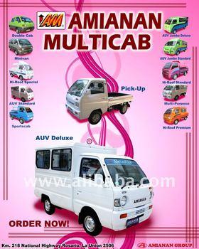 Amianan Multicab Buy Suzuki Product On Alibaba Com