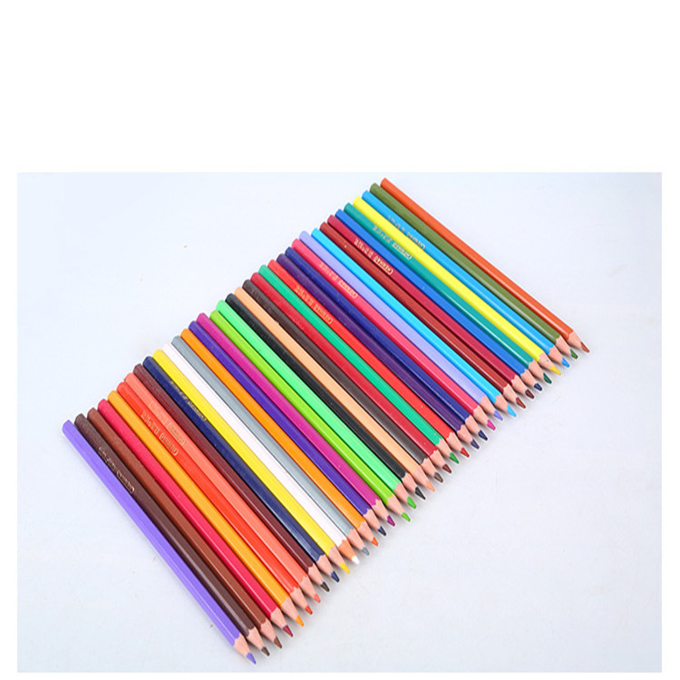Bona professional 36 pcs Color Pencil in tin box set for Artist