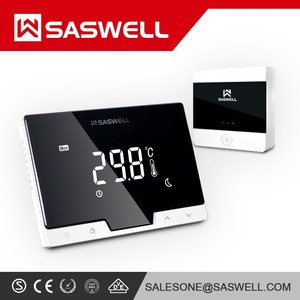 Floor heating parts programmable room thermostats WIFI
