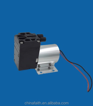 3L/M 100kpa pressure diaphragm electric dc brushless compressor