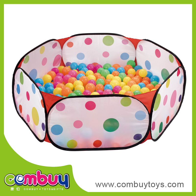 Best sale cartoon toys children plastic ball pool baby play tent