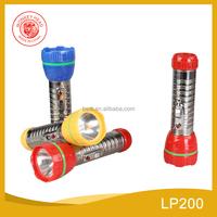 Flashlight Led Flashlights Plastic Flashlight