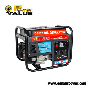 Home Use Generator Prices China 2kw 2kva Max Power Generator