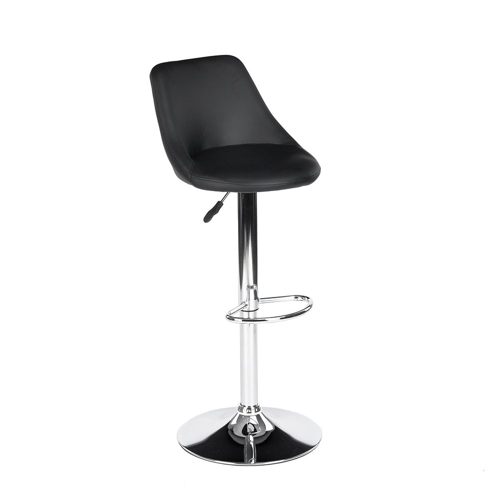Superb Buy Kitchen Rolling Counter Bar Stool Coavas Bonded Leather Short Links Chair Design For Home Short Linksinfo