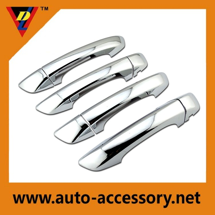 Best quality auto parts maker chrome for vw golf car door handle cover