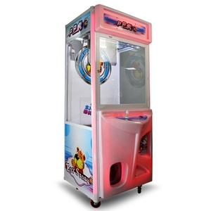 Arcade Plush Mini Candy Toy Doll Crane Vending small claw game machine