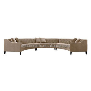 SFS00008 Newest design china factory direct sale kuka Sectionals Sofa furniture