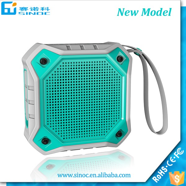 Creative Product Innovative Design Box Speaker For Marine