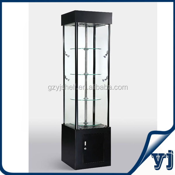 Kleine Glazen Vitrinekastjes.Ontworpen Winkel Vitrine Vitrine Design Lage Prijs Kleine Glazen