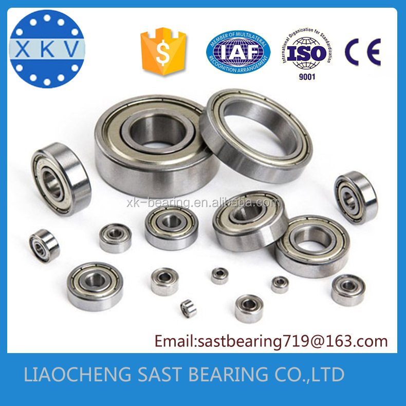 Alibaba recommend miniature deep groove ball bearing for ceiling fan 6304zz ball bearing sizes ball bearing price list