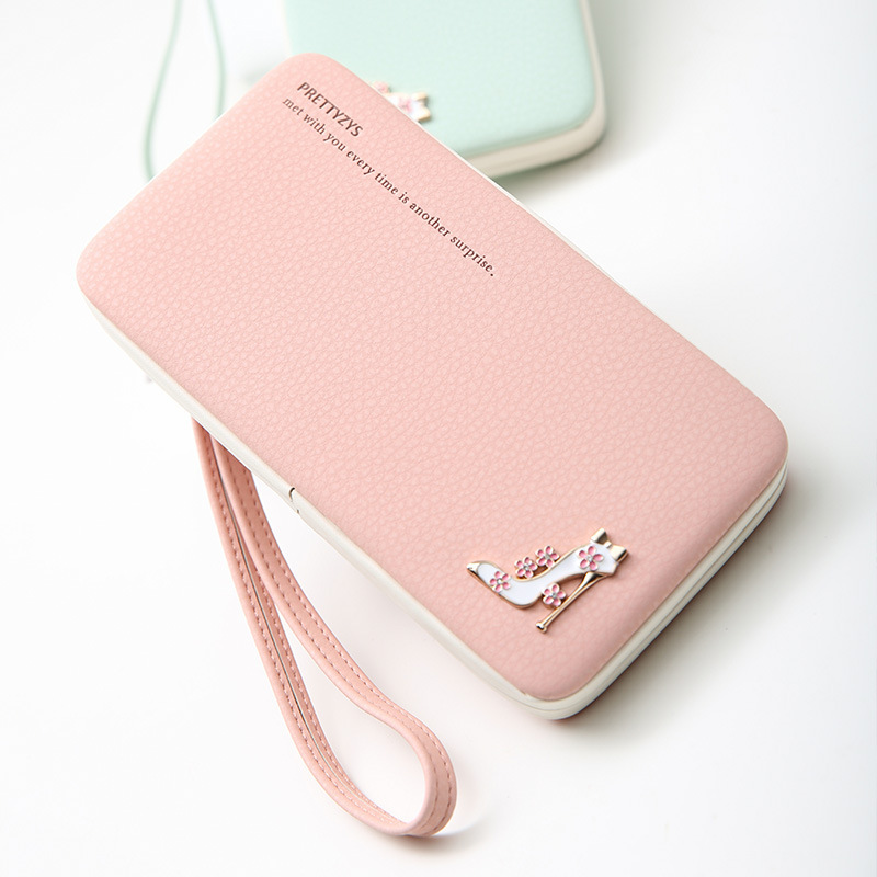 972dd94f Get Quotations · Candy colors money clip women wallets brand high quality  famous brands ladies purse woman clutch women's