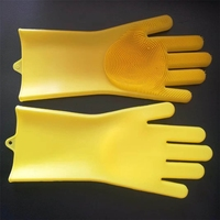Sedex 4 Pillar Factory silicone brush scrubber cleaning with high quality