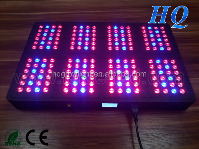 hot selling 5w chip 2000w led grow light UV IR full spectrum plant growing light for greenhouse