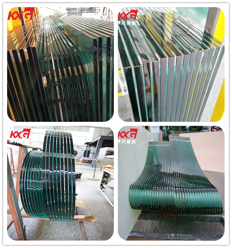 4-19mm clear tempered glass manufacturer flat tempered glass price
