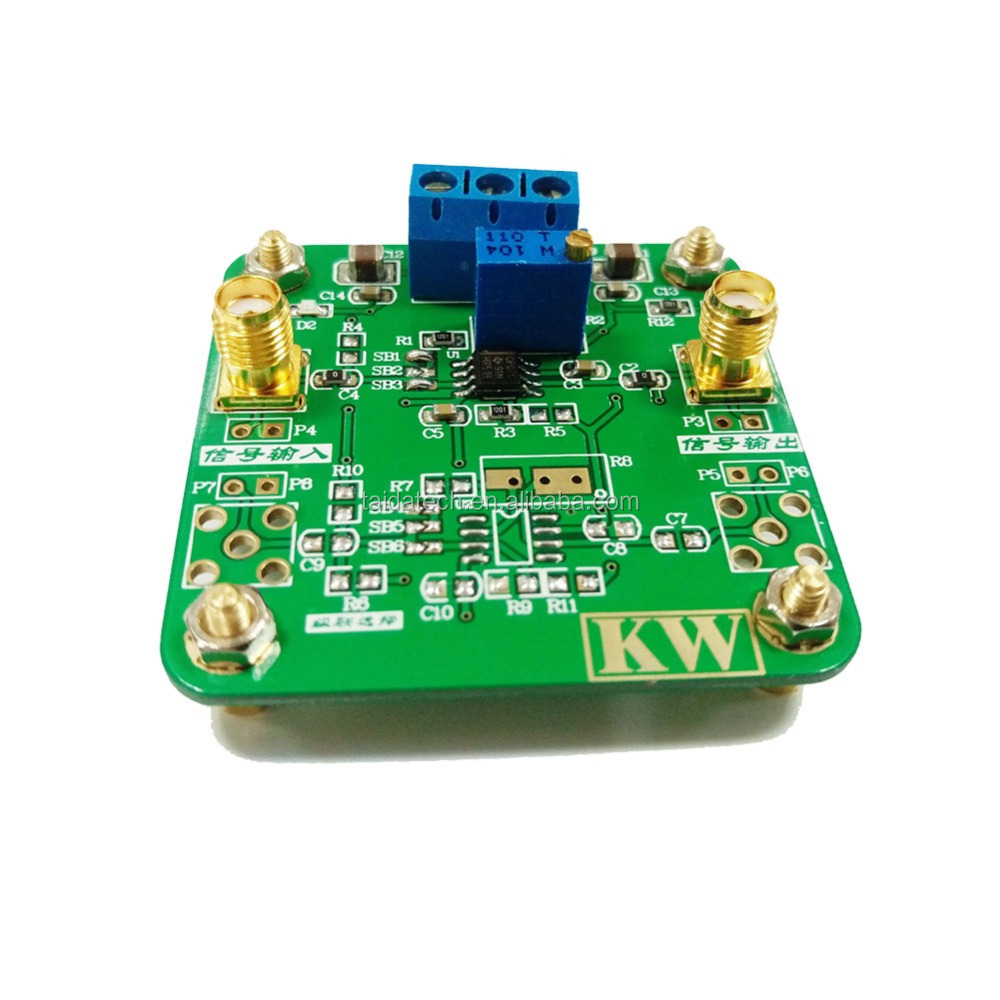 China High Speed Amplifiers 20v Ultra Precision Op Amps Manufacturers And Suppliers On