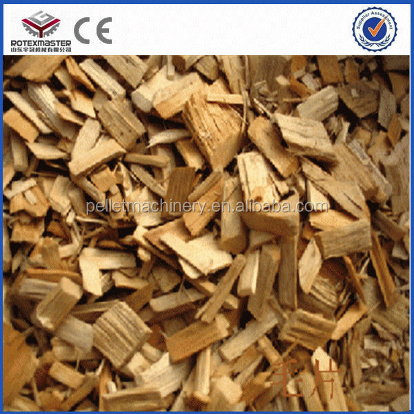Ce Certificate Rotary Blade And Fix Blade Drum Wood Chipper/ Wood ...