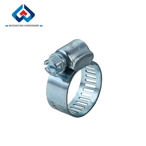 Taiwan Type 12.7mm strong resistance brass spring hose clamp