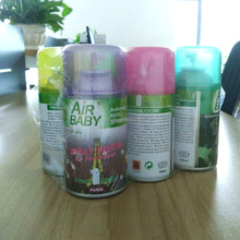 Wholesale High Quality Canned Air Freshener With Natural Aroma