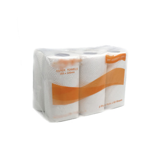 Professional Superior Deluxe Absorbent Flushable Disposable Luxury Kitchen Paper Towel