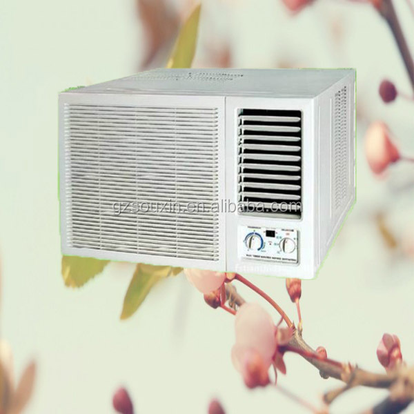 9000btu 1hp 0.75ton eco friendly mini window airconditioner