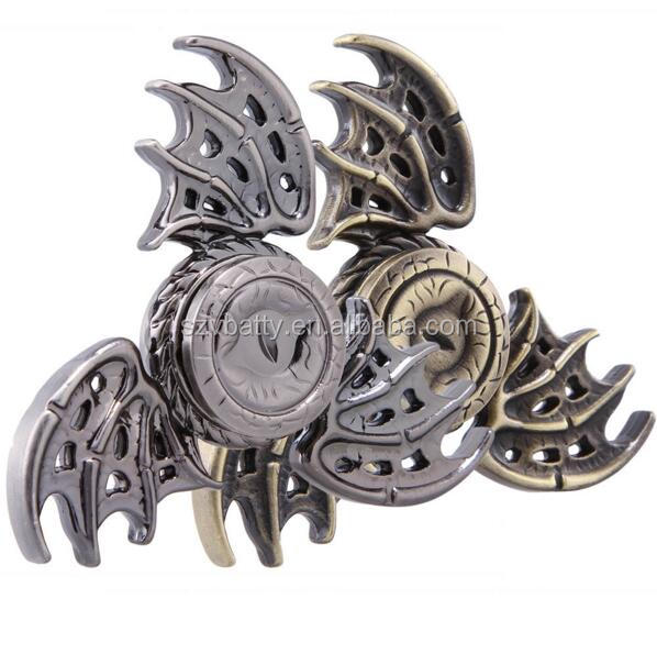 The Dragon Magic Eye Fidget Spinner Metal Hand Spinner Reduce Stress and Increase Attention