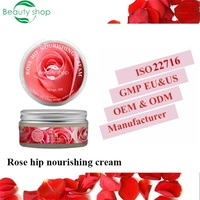Rose hip whitening facial cream remove freckles Nourishing cream