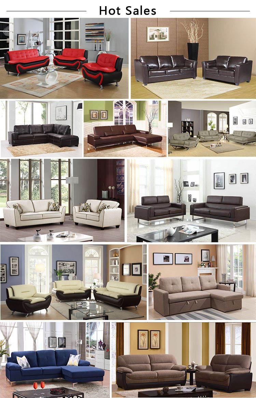 2018 Latest Fabric Corner Sofa / Sofa Bed Design Living Room ...