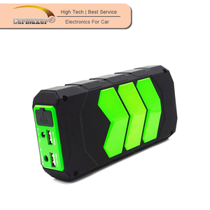 Portable battery power bank 16800mAh 12v car emergency tool kit with USB