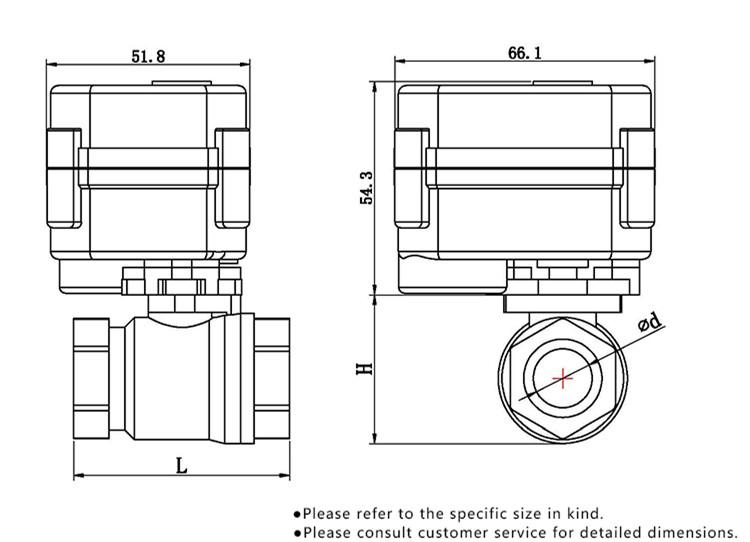 Tempo válvula ajustável mini auto válvula de esfera válvula de esfera de bronze com temporizador para drenagem