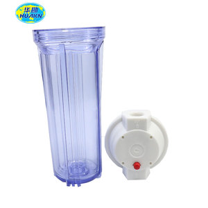 ro system water filter parts clear water filter housing
