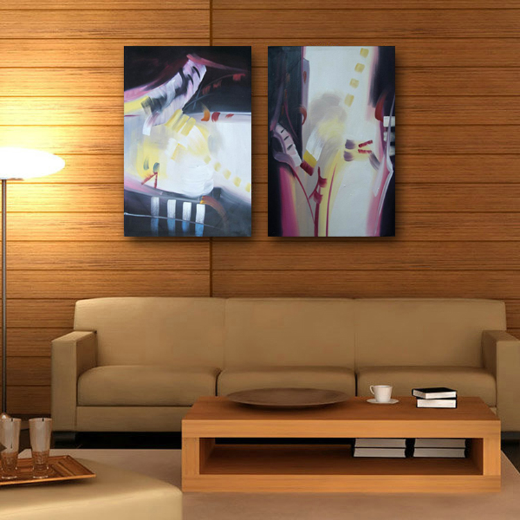 High quality Mordern paintings on canvas for home decoration