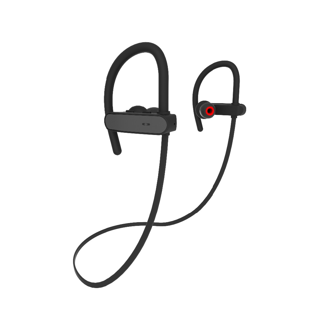 Gaming Sports Stereo Bluetooth Wireless Headphone, Waterproof Stereo Mini Earphone for Smartphone RU10