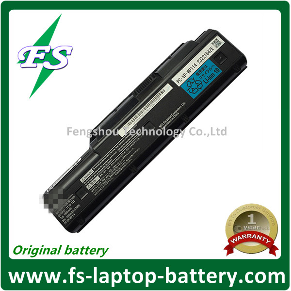11.1V 17WH original laptop battery for NEC PC-VP-WP114
