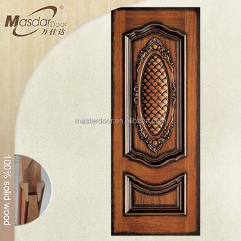 burma old teak wood exterior pocket door for sale