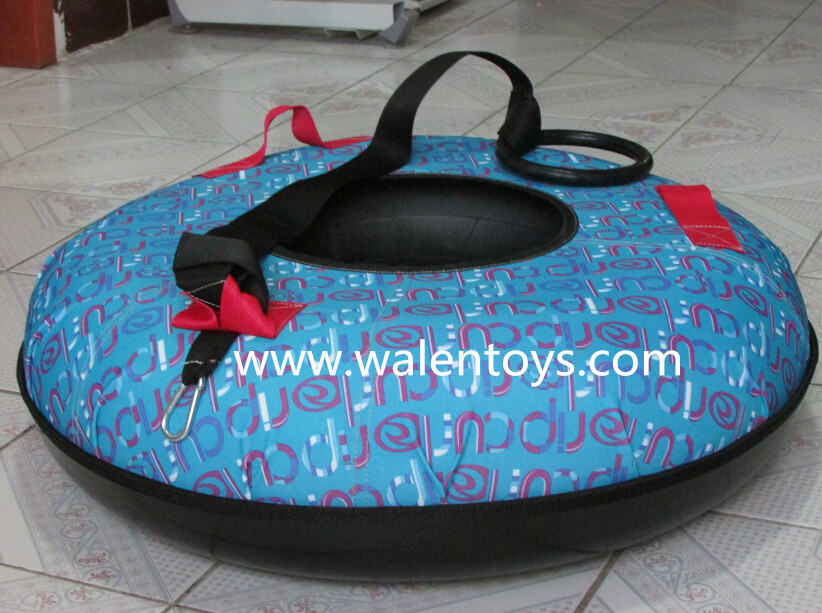 Inflatable Snow Tube,Inflatable Snow Skiing Sledge,Towable Water ...