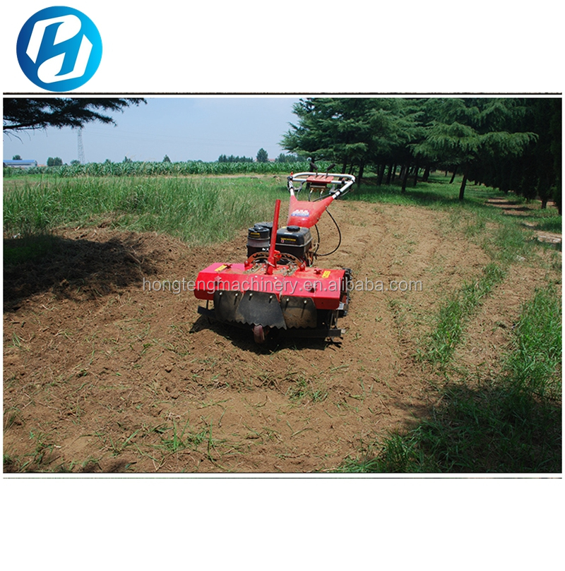Mini Garden Tiller Cultivator Farmer Helper Mini Gasoline Hand