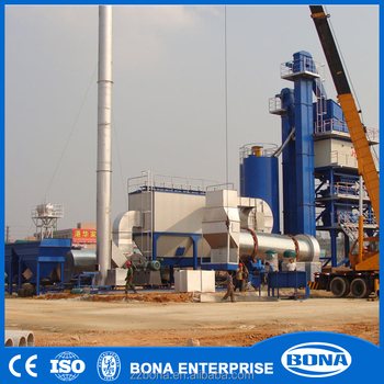 New condition LB750 asphalt machine prices asphalt mixing plant 40 ton in Henan
