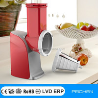 Multifunction 4 blades vegetable spiralizer