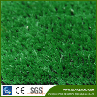 Mini golf artificial grass rubber mat