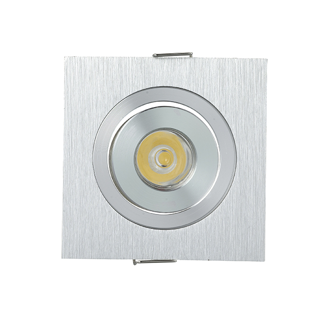 Ceiling Office Hotel 12V Round LED COB 3W 3000K Downlight