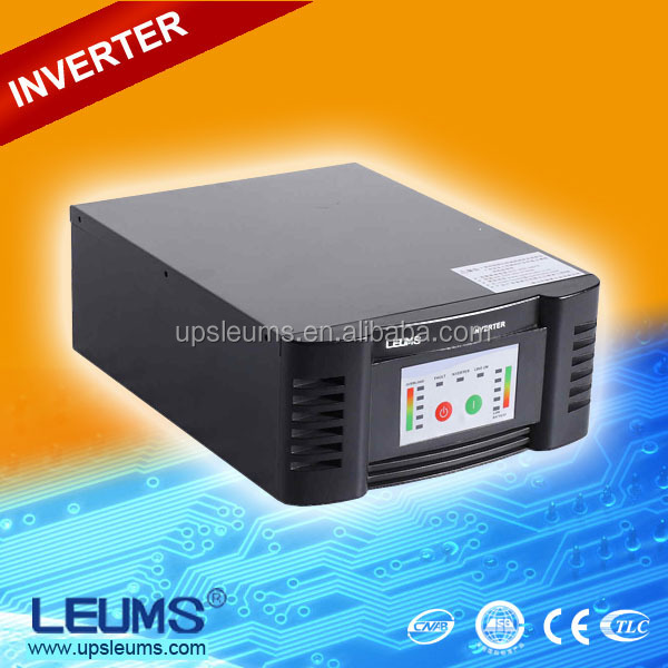 1000W12VDC pure sine wave inverter digital home ups